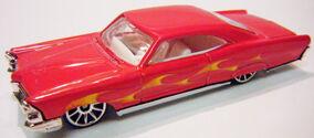 65 Bonneville - 07 Mystery Red