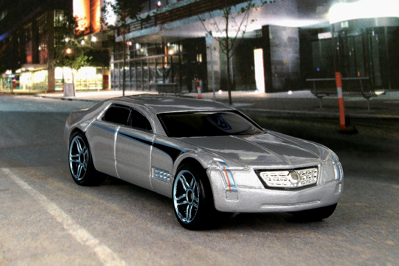 Cadillac V 16 Concept Hot Wheels Wiki Fandom Powered