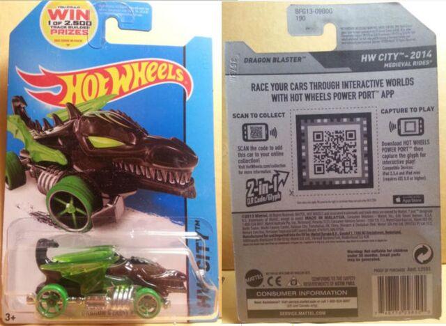 File:Black Dragon Blaster 2014 With Hot Wheels Power Port App Game Code.JPG