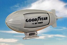 Goodyear Blimp - 01881ef