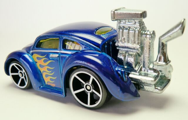 File:Tooned VW Bug.2012.Metal pipe.jpg