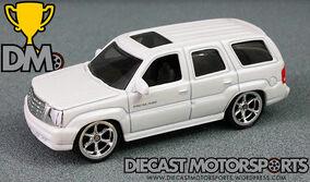 Cadillac Escalade - Pearl White