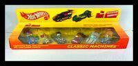 Classic Mchines 6 pack 2011