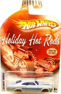 2009 holidayhotrod card
