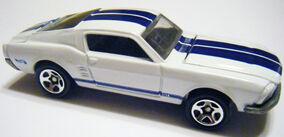 '68 Mustang - Avon Park N Plates
