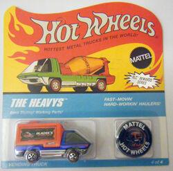 Vending Truck - 08 RLC Rewards Package