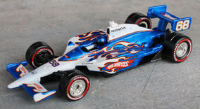 Honda Indy Car - 11 IZOD Indy Cars
