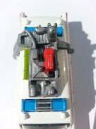 Ghostbusters Ecto-1 top