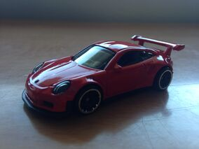 porsche 911 gt3 rs 2016 hot wheels wiki wikia. Black Bedroom Furniture Sets. Home Design Ideas