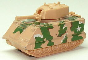 Battle Tank Tan