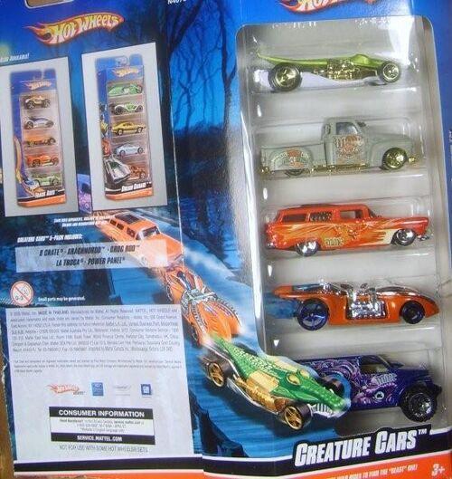 N40705packcreaturecars