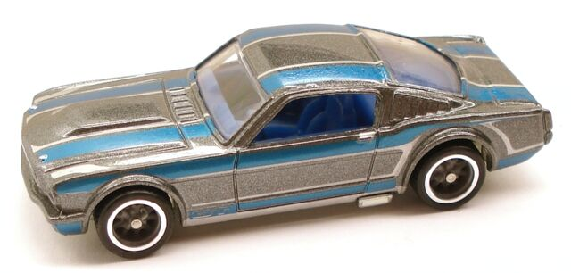File:65MustangFastback Garage Gray.JPG