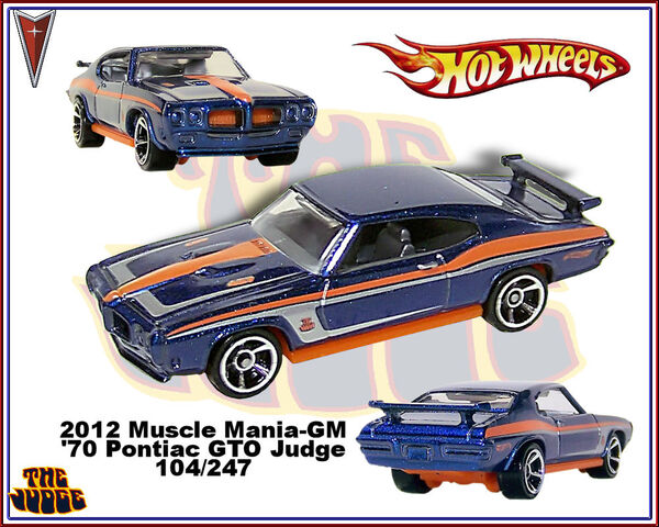 File:2012 Muscle Mania-GM 70 Pontiac GTO Judge 104-247.jpg
