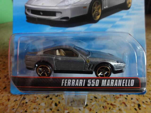 File:Speed Machines Ferrari 550 Maranello wheels variation.JPG