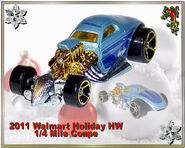 2011 Walmart Holiday HW Quarter Mile Coupe