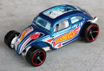 Custom VW Beetle - 12 HW Racing