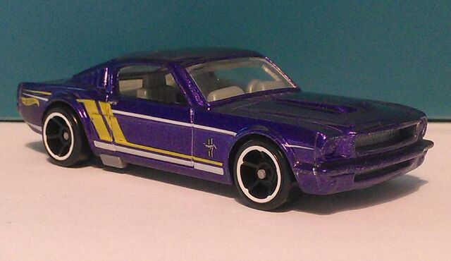File:Hot Wheels Mustang Fasback 5.jpg