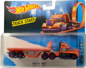 Hitch N' Haul package front