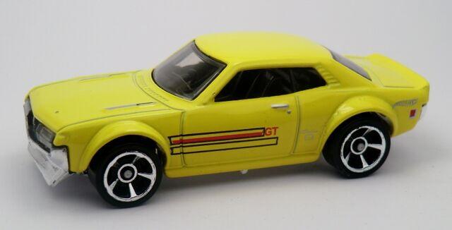 File:'70 Toyota Celica-2013 001 Yellow.jpg