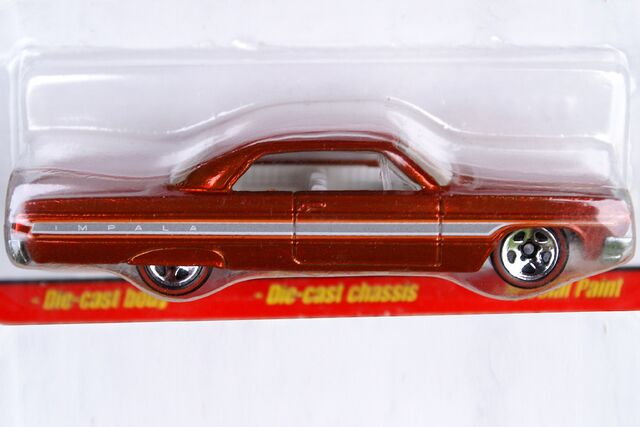 File:'64 Chevy Impala Classics Red - 8674cf.jpg