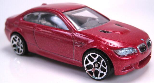 File:BMW M3 red metallic new model 2011.JPG