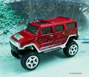 Dk Red Hummer 2006 1