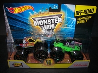 SM-2015 SE-DD Hot Wheels-Grave Digger (1)