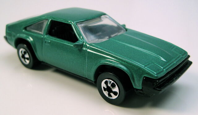 File:82 Supra, green met, BW, black int, black painted China base.JPG