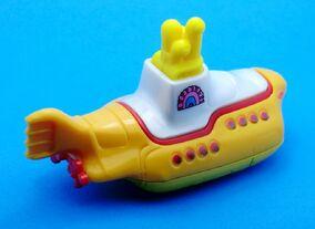 The Beatles Yellow Submarine-2016