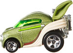 CGW40 Hot Wheels Star Wars Character Car Yoda XXX 2