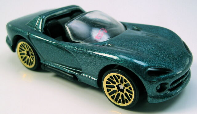 File:Dodge Viper rt10 teal gold lace.JPG