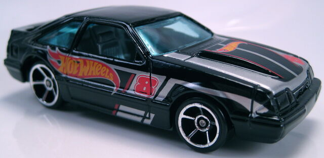File:92 Ford Mustang black 2012 Walmart Mystery Model.JPG