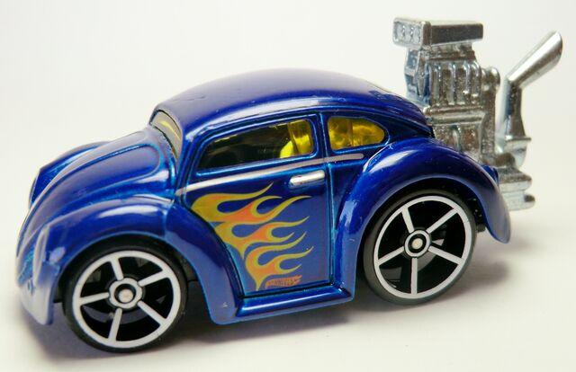 File:Tooned VW Bug.2012-151.Metal pipe.jpg