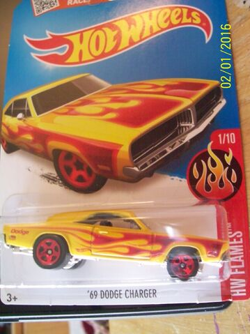 File:'69 Dodge Charger yellow.JPG