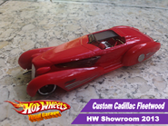 Custom Cadillac Fleetwood 2013