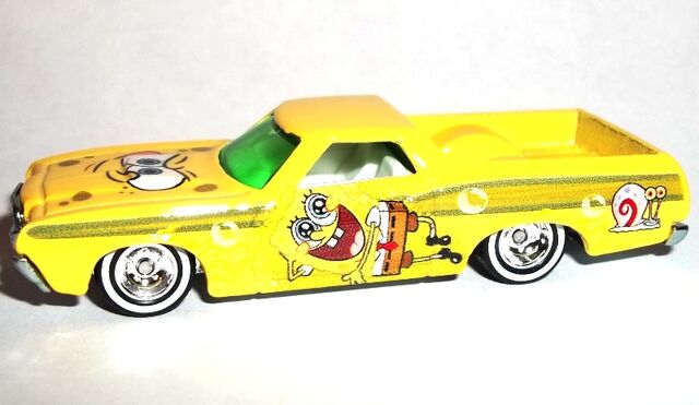 File:HW-SpongeBob SquarePants-'72 Ford Ranchero.jpg