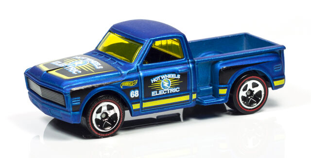 File:Custom 69 chevy pickup 2012 satin blue.jpg