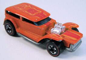 Prowler orange 1974