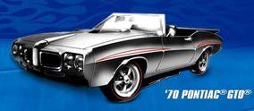 70 Pontiac GTO PR