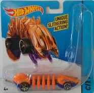 Scorpedo Orange
