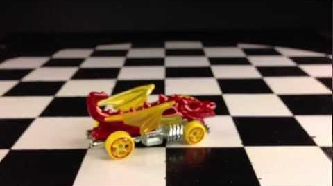 Hot Wheels 2013 Dragon Blaster