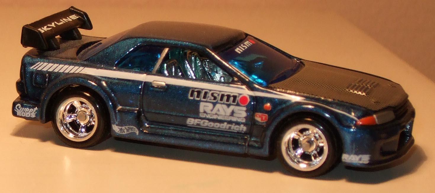 Nissan skyline hot wheels wiki fandom powered by wikia vanachro Images