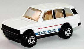 Range Rover Wht