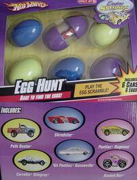 2008 Egg Hunt Easter Speedsters 6-Pk