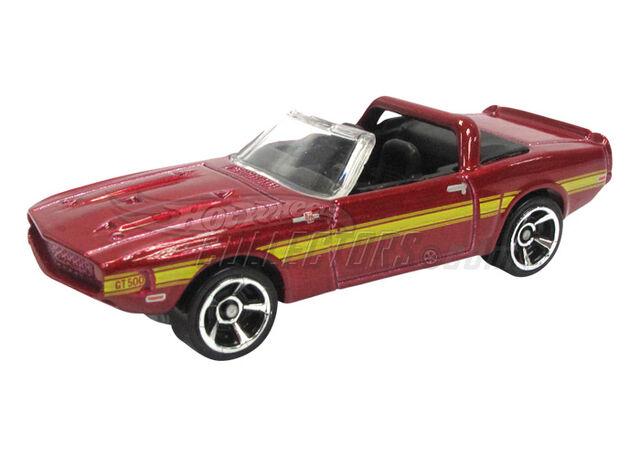 File:'69 Shelby GT-500 2011 New Models.jpg