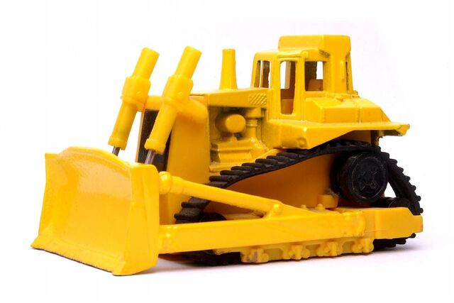 File:CAT Bulldozer - 3188ef.jpg