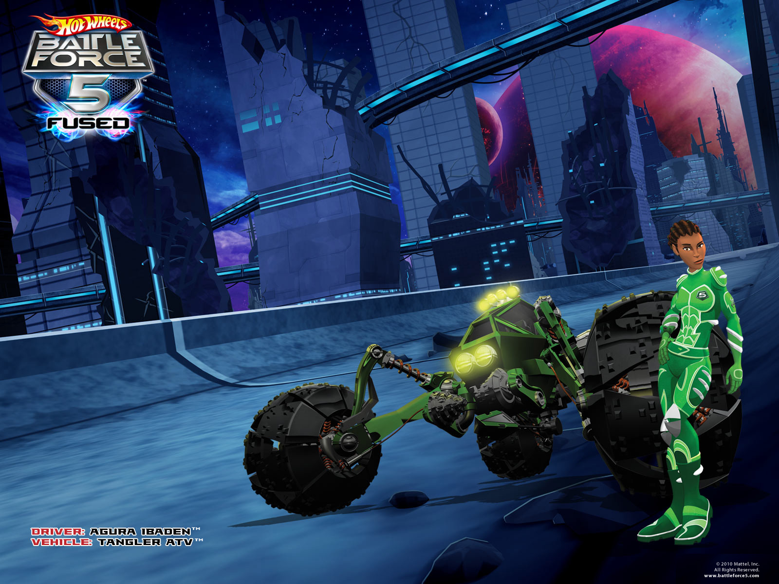 Agura Ibaden | Hot Wheels Battle Force 5 Wiki | FANDOM ...
