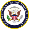 US Vice President Seal