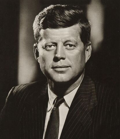 File:John F. Kennedy (2).jpg