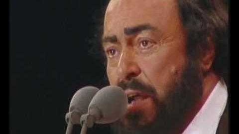 """Pavarotti """"nessun dorma"""""""